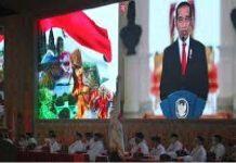 Atasi Dampak Pandemi, Jokowi: Tinggalkan Cara Lama dan Lahirkan Lompatan Kemajuan