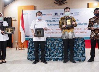 Bantu KUMKM Di Tengah Pandemi Covid-19, LPDB Gandeng Tiga BUMN