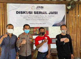 Cegah Penyebaran Hoax, Polres Badung Akan Pantau Medsos Selama Pilkada