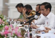 Jokowi Kecewa Penyerapan Anggaran Stimulus Penanganan Covid-19 Baru 20 Persen