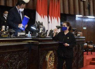 Fraksi Demokrat DPR RI Soroti Capaian Indikator Makro APBN 2019 Meleset dari Target