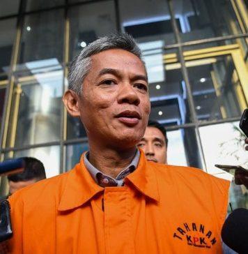 Terjerat Kasus Suap, Mantan Komisioner KPU Wahyu Setiawan Dituntut 8 Tahun Penjara