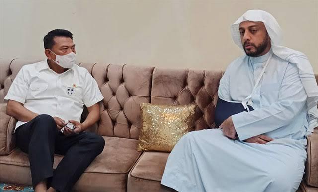 Terima Kunjungan Moeldoko, Syekh Ali Jaber: Umat Islam Jangan mau Diadu Domba