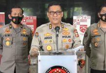 Polri: Pelaku Pelaku Penusukan Syech Ali Jaber Diancam Hukuman Mati