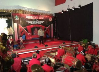 Kapolres Blitar 'Ngamuk', Camat Dibentak Gelaran Wayang Kulit Dibubarkan