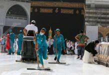 Dampak Virus Corona, Pelaksanaan Ibadah Umrah di Arab Saudi Masih Tanda Tanya