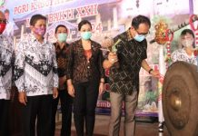 Wabup Suiasa Buka Konferensi Pgri Badung