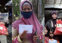 Teropongmetro Digandeng Cahaya Putra Jaya Bali Menyalurkan Paket Sembako untuk Guru Ngaji Dan Dhuafa