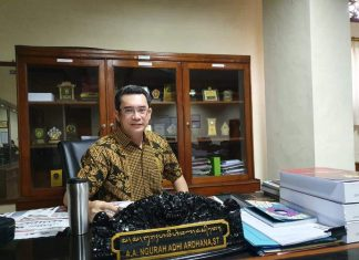 PDIP Tunjuk Adhi Ardhana Jadi Ketua Komisi III DPRD Bali