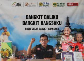 Atasi Krisis Pangan, ACT Bali Gulirkan Gerakan 'BANGKIT BANGSAKU'