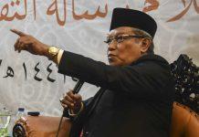 Said Aqil Ajak Umat Islam Ajukan Judicial Review UU Cipta Kerja Ke MK