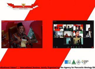 Abdul Mu'ti Sebut Muslim Indonesia Tidak Ragukan Pancasila