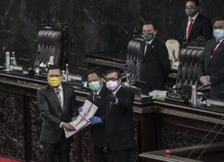 Ketum PBNU: Memaksakan Pengesahan UU Ciptaker saat Pandemi Bentuk Kenegaraan Buruk