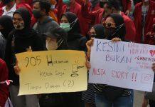 Bukan Aktor Intelektual, Demo Tolak Omnibus Lawa Ditunggangi Hati Nurani!