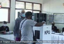 Jelang Pilwali Denpasar, KPU Gelar Simulasi Pemungutan Suara Dengan Prokes Ketat