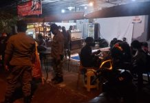 Langgar Protokol Kesehatan, Dua Kafe Ditertibkan Lantaran Ada Kerumunan