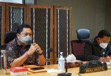 Antisipasi Lonjakan Kasus, GTPP Covid-19 Denpasar Rancang Langkah Taktis