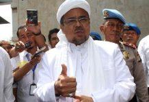 Polisi Panggil Habib Rizieq, FPI Masih Lihat Kondisi
