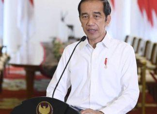 Jokowi: BRIN Amanat Undang-Undang