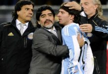 Lionel Messi Sebut Diego Maradona Itu Kekal
