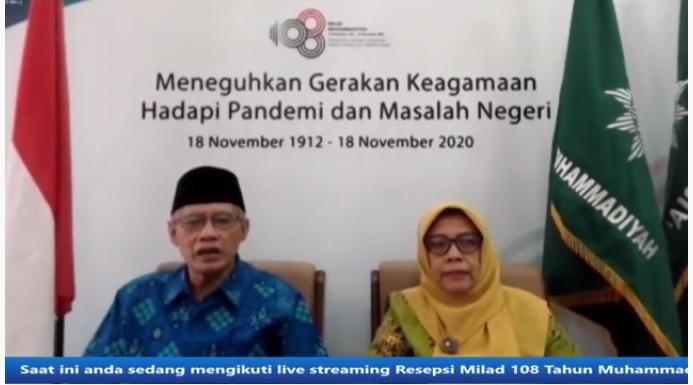 Muhammadiyah: Kita Harus Bersama Selesaikan Masalah Bangsa