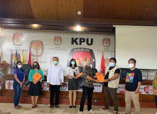 KPU Denpasar Mulai Umumkan Hasil Audit Dana Kampanye Pasangan Calon