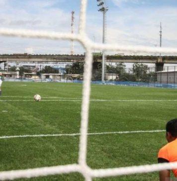 Gubernur Anies Resmikan Lapangan Latih JIS Berstandar FIFA