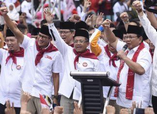 Prabowo-Sandi Bergabung ke Pemerintah Bukti Rakyat Hanya jadi Objek Eksploitasi