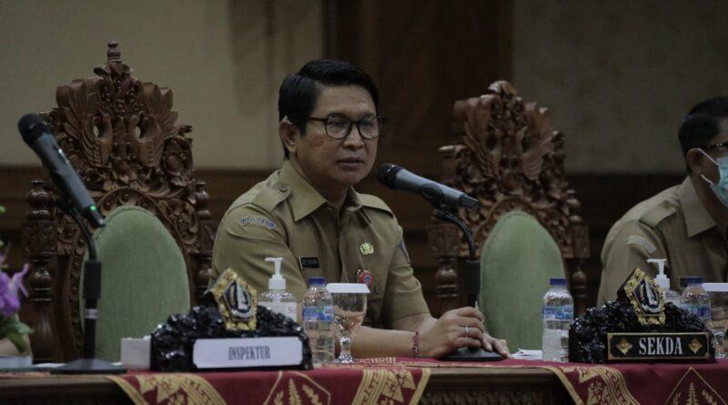 Sekda Badung Jadi Panelis Dalam Acara Bali Economic And Investment Forum
