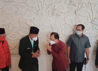 Gubernur Bali Ajak DPW PKB Ikut Andil Memutus Penyebaran Covid-19