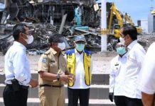 Hari Ini, Jokowi Tinjau Lokasi Gempa Di Sulawesi Barat