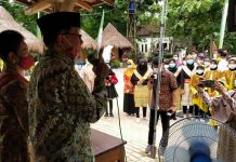 Bersafari ke Ponpes Nurul Furqon, Akbar Tandjung Berharap Santri Jadi 'Entrepreneur'