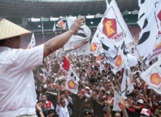 Dihantam Kasus Korupsi, Partai Gerindra Rontok dan PDIP Tetap Kokoh