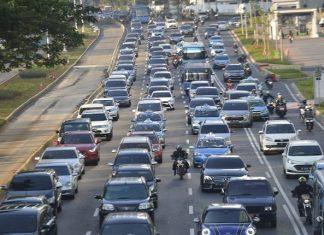 Gubernur Anies Berhasil Tekan Kemacetan Jakarta, Kini Peringkat 31 Kota Termacet di Dunia
