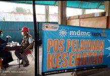 Hari Pertama Bertugas, Tim Medis Muhammadiyah Selenggarakan Dua Operasi di RSUD Propinsi Sulbar