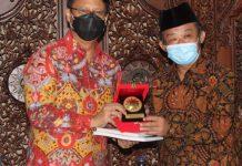 Silaturahmi, Menkes Budi Gunadi Apresiasi Peran Aktif Muhammadiyah Lawan Pandemi
