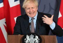 Perangi Varian Baru Covid-19, Pemerintah Inggris Berlakukan Lockdown Nasional
