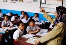 Pemerintah Pastikan Status Guru Sebagai PPPK Saja