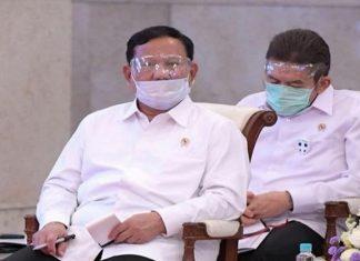 Prabowo Yakin Bisa Temukan Nanggala yang Hilang Lebih dari 24 Jam