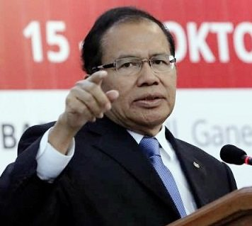 Rizal Minta Pemerintah Lakukan Lockdown dan Pikirkan Perut Rakyat