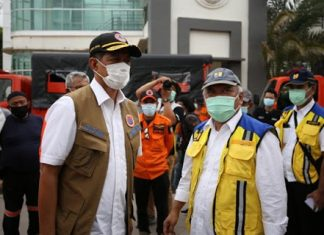 Hingga Minggu Sore, Jumlah Meninggal Dunia Akibat Gempa Sulbar Capai 73 Orang