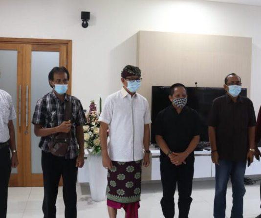 Wabup Badung Apresiasi Rencana Bersih Pantai Civitas Akademika Universitas Dwijendra