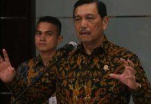 Luhut Minta Pemprov Bali Tindak Tegas Wisatawan Yang Langgar Protokol Kesehatan
