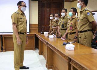 Wakil Bupati Badung Buka Musrenbang RKPD Kecamatan 2022