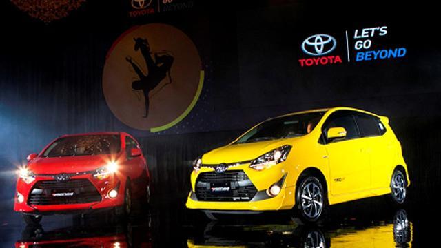 Pajak Mobil Dihapus: Bulan Depan, Harga Mobil Baru Agya dari Rp161 Juta menjadi Rp96 Juta