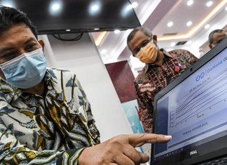 Presiden Jokowi, Resmi Melantik Ali Ghufron Mukti Sebagai Dirut BPJS Kesehatan