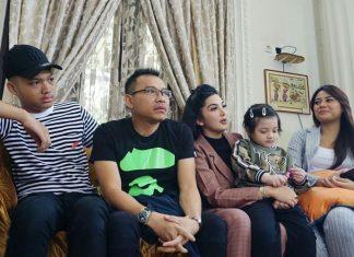 Ashanty dan Anak-anaknya Positif Covid
