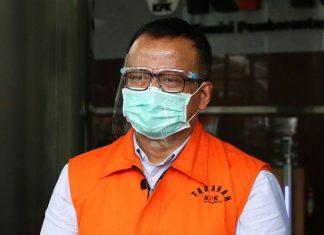 Edhy Prabowo Berkelit, Mengaku Korupsi untuk Kepentingan Rakyat