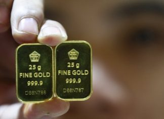 Harga Emas Antam Hari Ini di Pegadaian, Selasa 9 Maret 2021