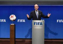 FIFA Sebut Pemain Sepakbola Bukan Prioritas Untuk Vaksin Covid-19